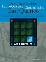 Easy Quartets With Optional Combinations Of Instruments