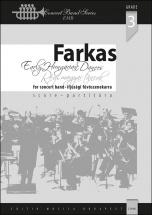 Farkas Ferenc - Early Hungarian Dances - Score