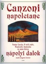 Canzoni Napoletane - Chant Et Piano