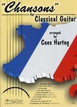 Hartog C. - Chansons - Classical Guitar