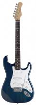 Stagg Standard S Elec.gt-blue