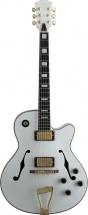 Stagg Standard Jazz Gt-white