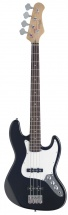Stagg B300-bk Standard J Bass Gt-black