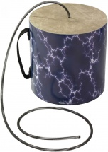 Remo Spring Drum Stormy 6 X 6 - Sp-0606-tl