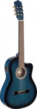 Stagg C546tce Acoustic Electric Classical Guitar Blueburst