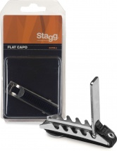 Stagg Capo Metal Curved - 1pc
