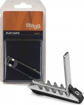 Stagg Scpm-f Capo Metal Flat - 1pc