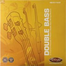 Stagg Db-55110-st Dbl Bass.str.set/stl/edb-3/4/4
