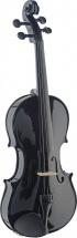Stagg Set Violon 4/4 + Etui Standard Vn4/4-tbk Couleur Noir