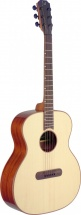 Jn Guitars Audit Ac.gt-solid Spruce/maho