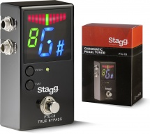 Stagg Auto-chromatic Tuner Pedal