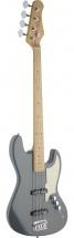 Stagg Custom J Bass Gt-metallic Grey