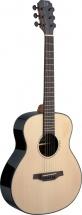Jn Guitars Travel Ac.gt-solid Spruce/rswd