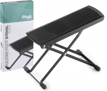 Stagg Fosq1 Foot Stool Foldable and Adjust.