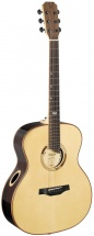 Jn Guitars Eli-a Audit Ac.gt Rv.syst Spru/rosew