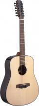 Jn Guitars Ac.gt.dread Spruc Sld 12string