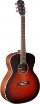 Jn Guitars Ezr-j Jumbo Ac.gt-sld Cedar Sunburst