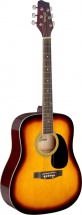 Stagg Dreadnought Ac.gt.-snb