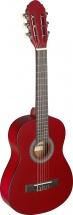 Stagg C405 M Red 1/4 Linden Classic Guitar/red