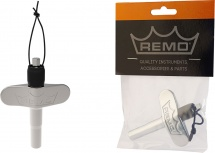 Remo Hk-2460-00 - Cle De Batterie Magnetique Quicktech Drum Key Avec Embout Visseuse