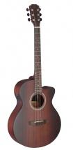 Jn Guitars Dev-acfi Bbst E/a Audit Gt Cw-sld Maho/bbst