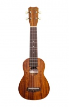 Islander As-4 Ukulele Soprano Traditionnel Avec Table En Acacia