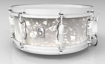 British Drum Co 14 X 5.5 Lounge Windermere Pearl
