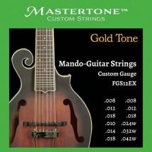 Gold Tone Fgs12ex 12st.mando Guit.f-styl Strings