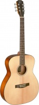 Jn Guitars Bes-a N Audit Ac.gt Solid Spruce Natur