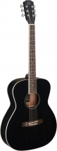 Jn Guitars Bes-a Bk Audit Ac.gt Solid Spruce Black