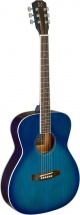 Jn Guitars Bes-a Tbb Audit Ac.gt Sld Spruce Tr.blue