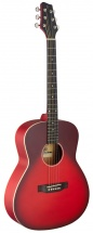 Stagg Acoustic Gt.audit T.red