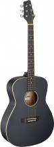 Stagg Acoustic Gt.audit Black Lfthd