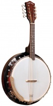Gold Tone Mb-850+ Mando Banjo 11 Pot+bag