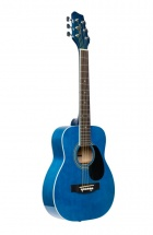 Stagg Sa20d 1/2 Blue Dreadnought 1/2 Bleue
