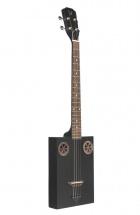 Jn Guitars Cask-firkcoal Cigar Box Serie Cask