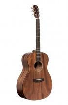Jn Guitars Guitare Acoustique Auditorium Avec Table En Acajou Massif, Série Dovern