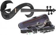 Stagg Set Violon Electrique  4/4 - Noir
