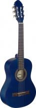 Stagg Guitare Classique 1/2 Bleu