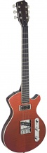 Stagg Silveray Custom Deluxe Fire Red