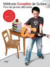 Methode Complete De Guitare Pour Les Jeunes Debutants