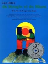 Joies Du Boogie Et Du Blues Vol.1 Avec Cd (agay) - Piano