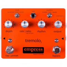 Empress Effects Tremolo 2