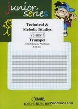 Mortimer J.g. - Technical & Melodic Studies Vol.5 - Trompette