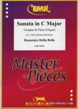Della Bella Domenico - Sonata In C Major - Trompette & Piano