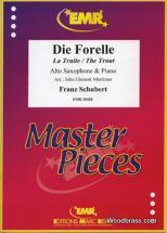 Schubert Franz - Die Forelle - Saxophone Alto & Piano
