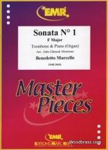 Marcello B. - Sonata N°1 F Major - Trombone & Piano