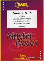 Marcello Benedetto - Sonata N°2 In E Minor - Basson and Piano