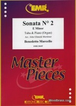 Marcello B. - Sonata N°2 E Minor - Tuba & Piano