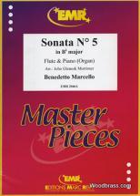 Marcello Benedetto - Sonata N°5 In Bb Major - Flute & Piano